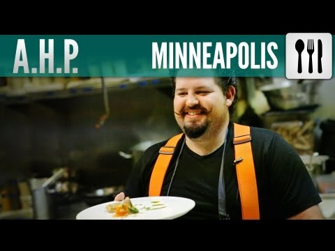 Travail - American Hipster Presents #43 (Minneapolis - Food)
