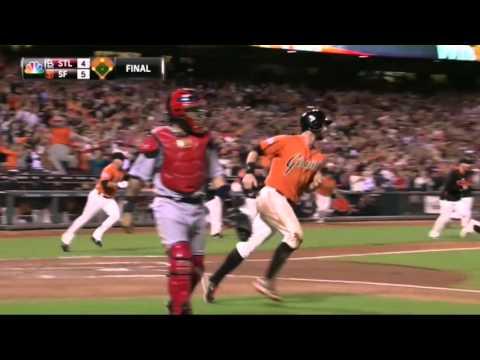 2015 San Francisco Giants highlights
