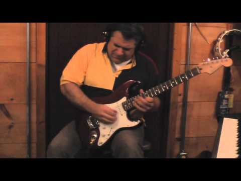 Greg Gallo Slow Blues Live @Briola Studios 5/11/12