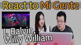 Download Lagu J. Balvin, Willy William - Mi Gente [Koreans React] / Hoontamin Gratis STAFABAND