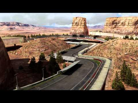 Trackmania 2 Canyon E3 Trailer [NORTH AMERICA]