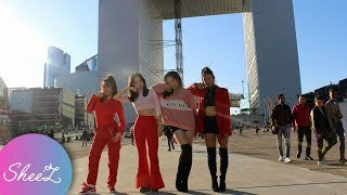 [KPOP IN PUBLIC PARIS] MAMAMOO(마마무) - gogobebe(고고베베) Dance Cover