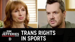 Debunking Myths About Trans Athletes - The Jim Jefferies Show