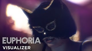 euphoria | official music by labrinth - visualizer (s1 ep3) | HBO