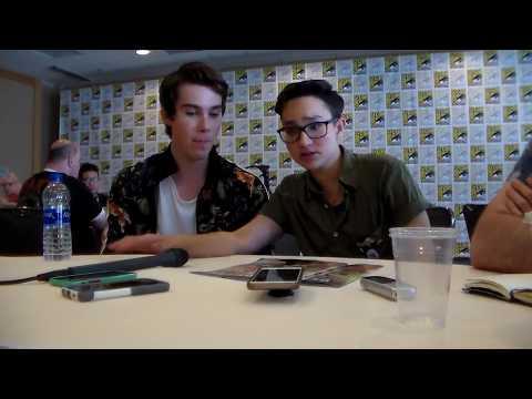 Voltron - Jeremy Shada & Bex Taylor-Klaus - SDCC 2018 thumbnail