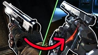 UHHH WHAT HAPPENED TO THE M1911 IN BLACK OPS 3???