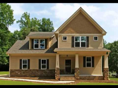 North carolina new home exterior style ideas youtube for New style homes