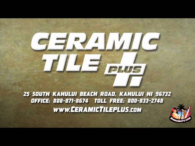 Ceramic Tile Plus - Custom Countertops, Maui Hawaii