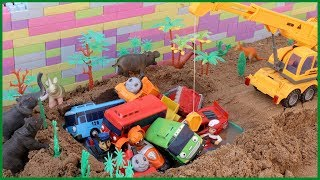 thomas the tank engine | paw patrol |  tayo the little bus toys | disney cars | kids video |car toys