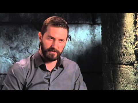 'Thorin is a battle hardened warrior' The Hobbit 2   Richard Armitage