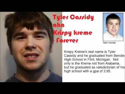 Krispy Kreme is Tyler Cassidy- Forever + Download link