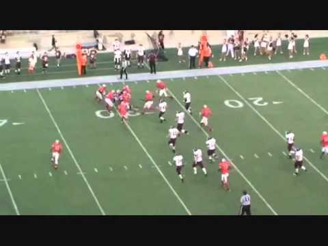 Shannon Canty #34 LB/FB Cy-Lakes High School c/o 2014 Junior Highlights