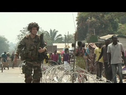 France and EU to boost peacekeeping effort in Central African Republic