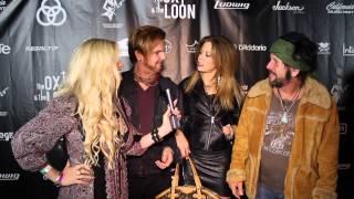 BONZO BASH 2015- Rikki & Melanie Rockett and Tracii Guns