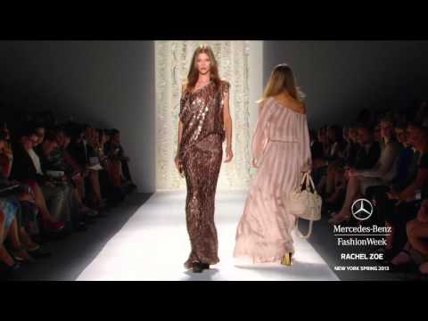 RACHEL ZOE FULL COLLECTION - MERCEDES-BENZ FASHION WEEK SPRING 2013 COLLECTIONS