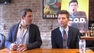 Director Stuart Zicherman And Star Adam Scott Talk ACOD