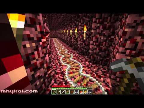 Mhykol Mines Episode 159 Nether Rail Exploring