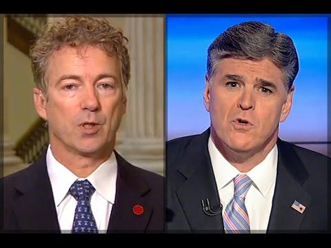 Rand Paul Educates Hannity About Marijuana