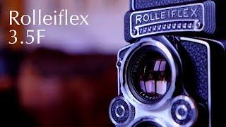 Rolleiflex 3.5F Review