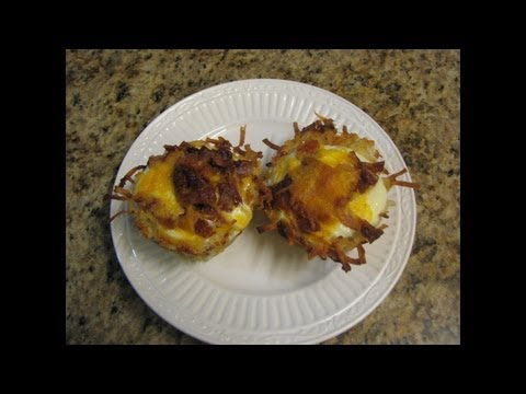 Breakfast Cups - Lynn's Recipes