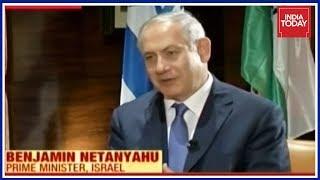 India Today's Exclusive Interview With Benjamin Netanyahu | Israeli PM's Visit