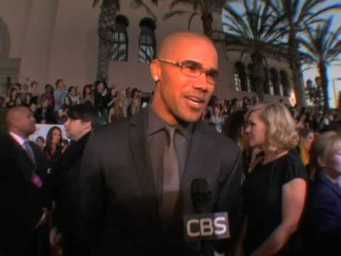 PCA Red Carpet Interview - Shemar Moore Video