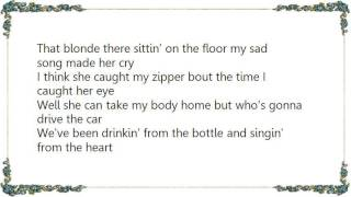 Watch Bobby Bare Drinkin From The Bottle singin From The Heart video