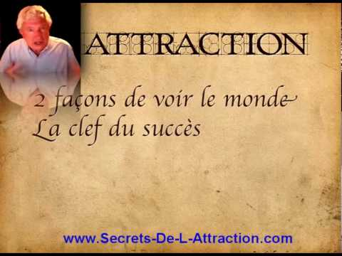 Loi de l'Attraction - Loi d'Attraction