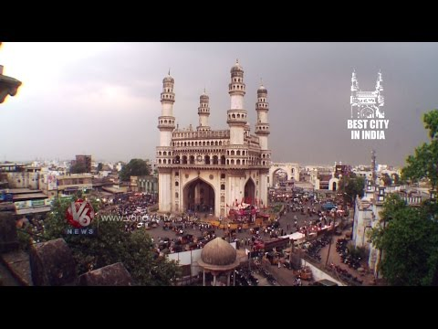 V6 Hyderabad Song - Best City in India