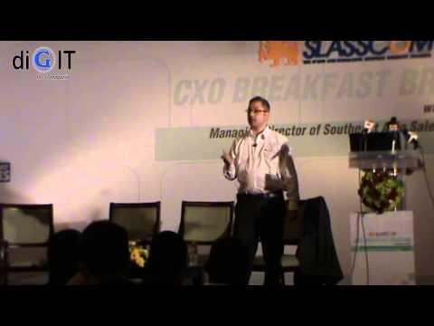 SLASSCOM CXO Breakfast Briefing with Julian Persuad, Google Inc [Summary]
