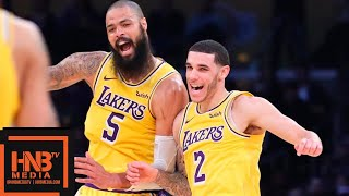 Los Angeles Lakers vs Chicago Bulls Full Game Highlights | 01/15/2019 NBA Season