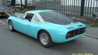De Tomaso Vallelunga Sinke Autotransportservice Classic
