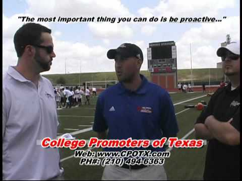 Talking College Recruiting with a High School Coach