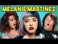 COLLEGE KIDS REACT TO MELANIE MARTINEZ -