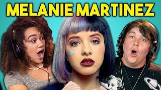 Download Lagu COLLEGE KIDS REACT TO MELANIE MARTINEZ Gratis STAFABAND