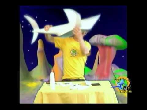 Tiburón de Cartulina (A.Rodriguez) en Canal 5 ¡Tu Canal!