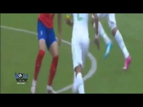 Algeria  vs South Korea 4-2 All Goals   World Cup 2014  22_06_2014 HD
