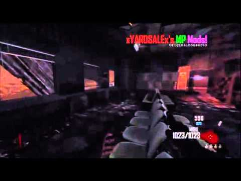 Black ops 2 zombie mods ps3/xbox 360