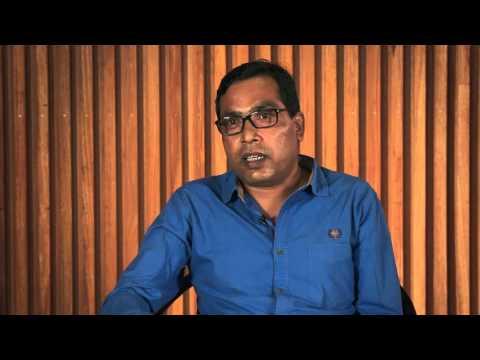 APT8 Artist Interview   Venkat Raman Singh Shyam at QAGOMA