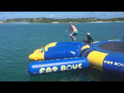 D- Boat Antigua