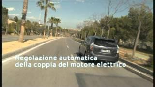 Nuova Toyota Prius+ – Video 2