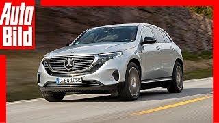Mercedes EQC (2019): Test - Elektro - SUV - Infos