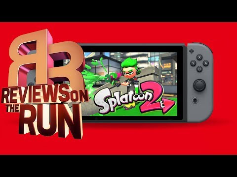 Splatoon 2 Game Review - Reviews on the Run - Electric Playground