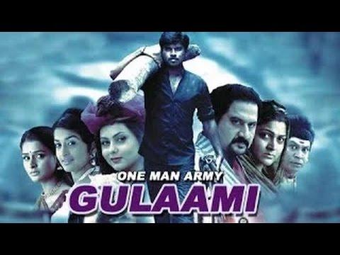 One Man Army Gulami - Full Length Action Hindi Movie