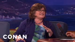 Download Song Seismologist Dr. Lucy Jones' Tips To Survive An Earthquake  - CONAN on TBS Free StafaMp3