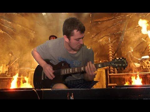 Du Hust [Rammstein Guitar & Bass cover] w/original vocal