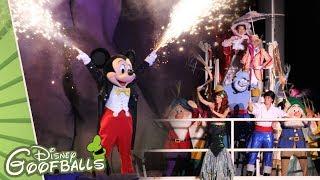 Fantasmic! Disney's Hollywood Studios - Walt Disney World 2018 🇺🇸