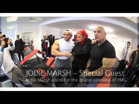 PURE MUSCLES GYM (PMG) HARROW OPENING