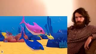 Baby Shark Animal Songs for Children Nursery Rhymes & Kids Songs Cars for Kids TV CRAZY REACTION
