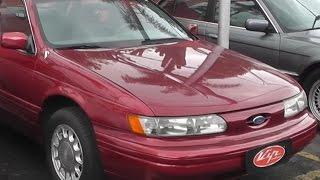Caçador de Carros: Ford Taurus